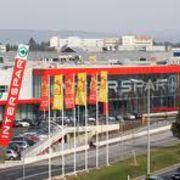 Einkaufszentrum Center West