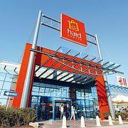 Einkaufszentrum Haid Center