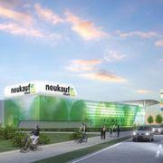 Fachmarktzentrum Neukauf/Villach