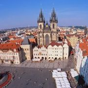 Office and Retail Building Gemini, Prag